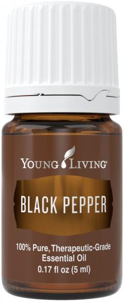Black Pepper - Schwarzer Pfeffer