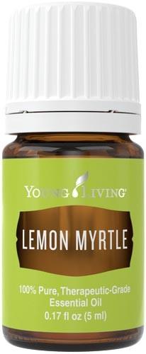 Zitronenmyrte - lemon myrtle