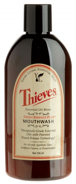 Thieves Fresh Essence Plus Mundwasser