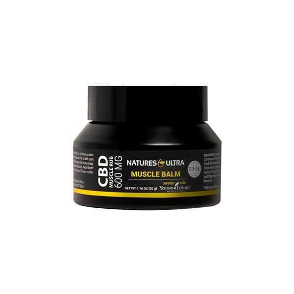 CBD Muscle Balm 600 mg