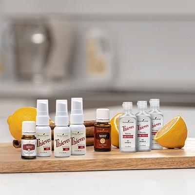"NEU: ""Healthy Essentials"" Kit"