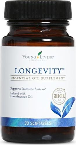 Longevity – 30 Gelkapseln