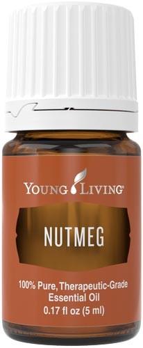 Nutmeg - Muskatnuss