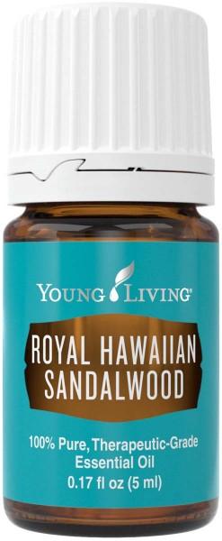 Königliches Hawaiianisches Sandelholz - Royal Hawaiian Sandalwood (Santalum paniculatum)