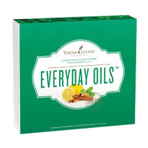 Öle für jeden Tag - Everyday Oils